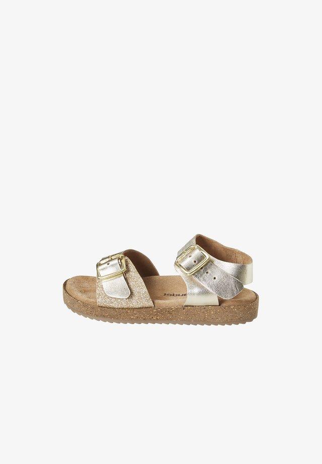 MÄDCHEN  - Sandals - gold