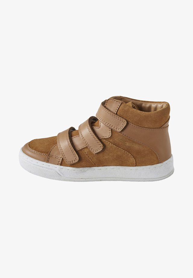 MIT KLETT - Sneaker high - brown
