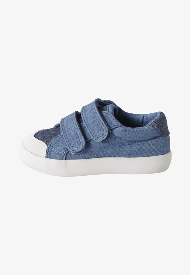 KLETTVERSCHLUSS - Sneaker low - blue denim