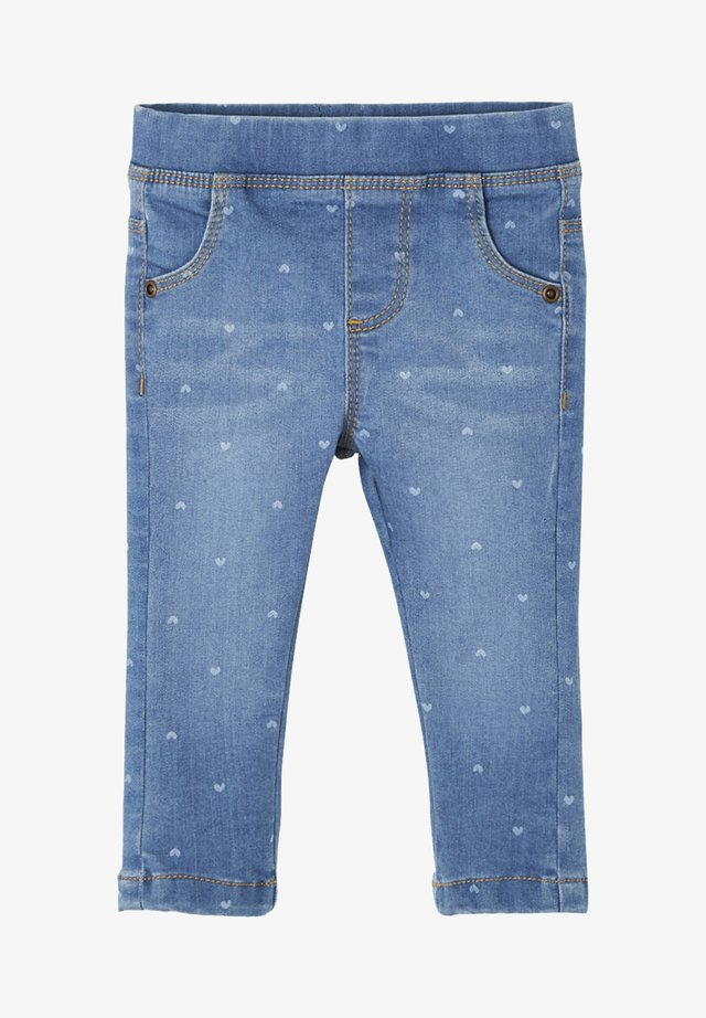 Jeggings - blue stone