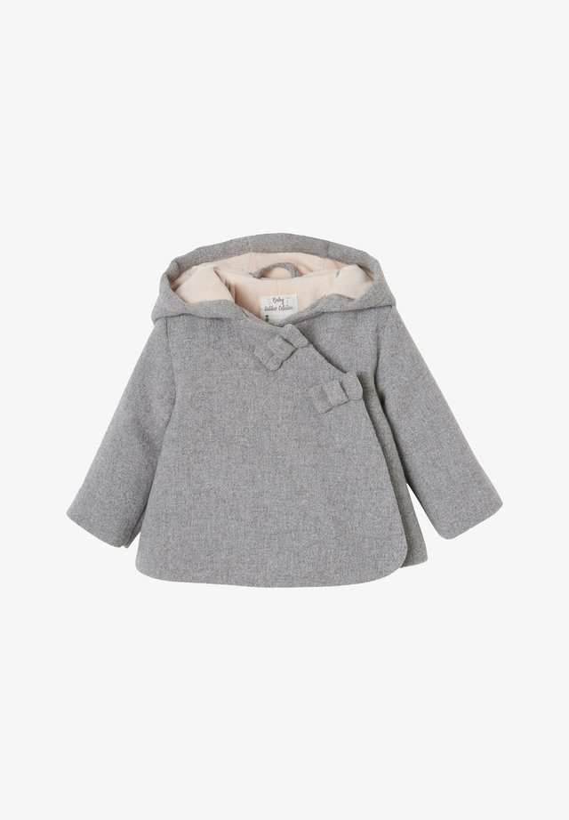 Winter jacket - light gray