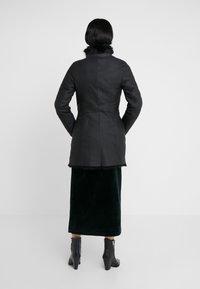 VSP - CLASSIC COAT - Classic coat - toscana black - 2