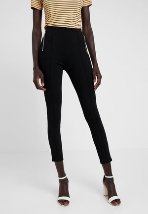 VMAVA ZIP - Leggingsit - black