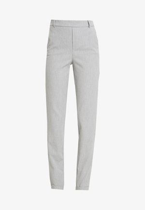 VMMAYA LOOSE SOLID PANT - Kalhoty - light grey