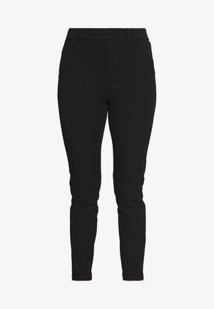 VMMAYA LOOSE SOLID PANT - Trousers - black