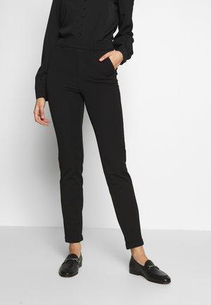 VMMAYA LOOSE SOLID PANT - Bukse - black