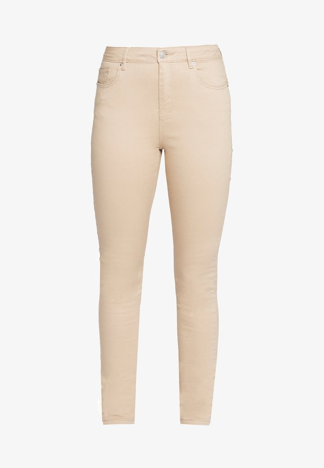 SEVEN PUSH UP PANTS - Jeans slim fit - beige