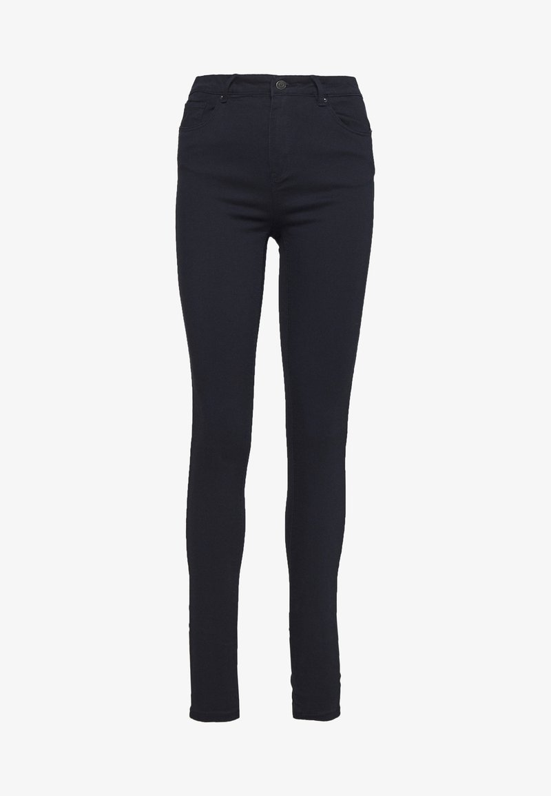 Vero Moda Tall - SEVEN PUSH UP PANTS - Slim fit jeans - night sky