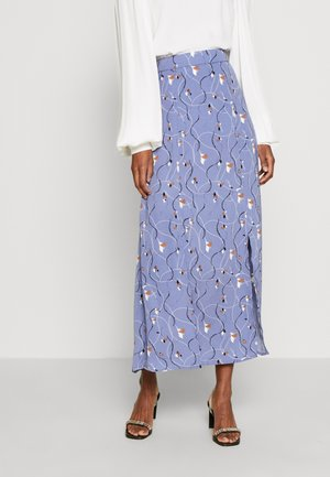 GALICE NEW ANKLE  - Pencil skirt - blue ice/galice
