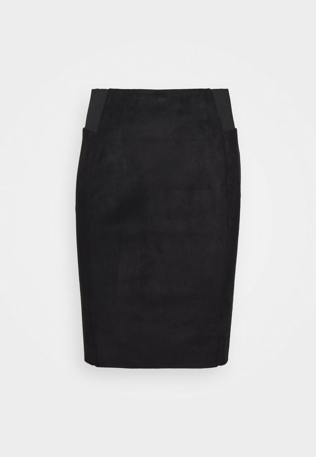 VMCAVA SKIRT - Pencil skirt - black