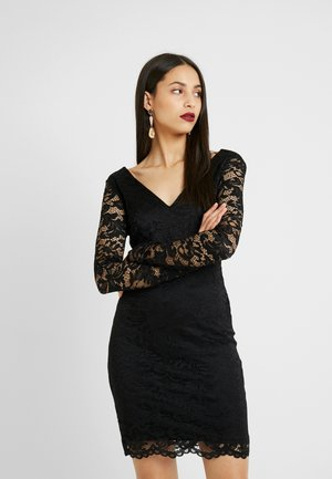 VMDORA SHORT DRESS - Robe fourreau - black