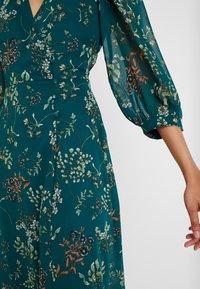 Vero Moda Tall - VMJULIE CALF DRESS  - Day dress - atlantic deep/julie - 5