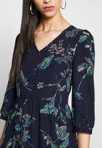 Vero Moda Tall - VMSUS ANCLE DRESS - Maxi dress - night sky - 4