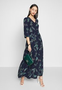 Vero Moda Tall - VMSUS ANCLE DRESS - Maxi dress - night sky - 1