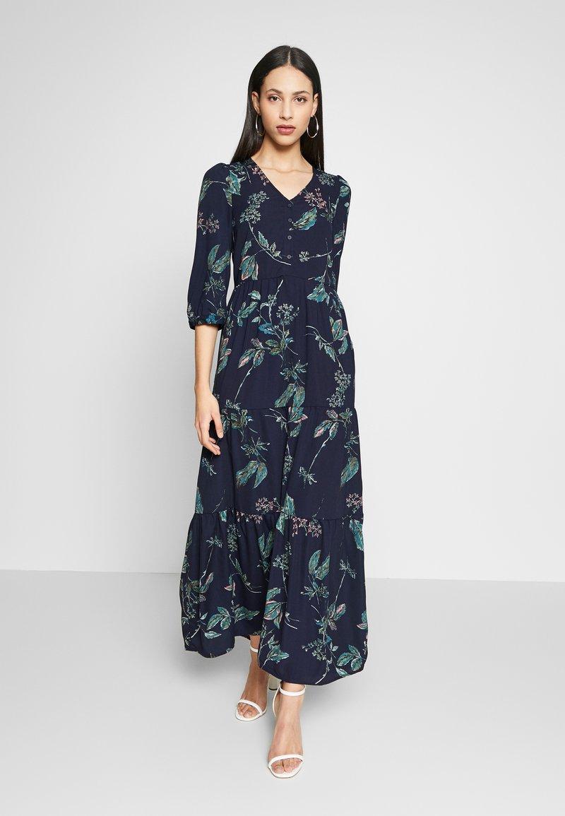 Vero Moda Tall - VMSUS ANCLE DRESS - Maxi dress - night sky
