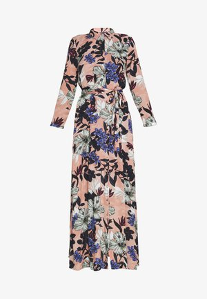 VMATHEN ANKLE SHIRT DRESS VIP - Maxi šaty - misty rose/gina