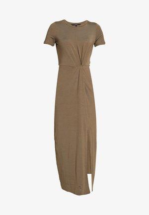 VMAVA LULU ANCLE DRESS - Kjole - khaki