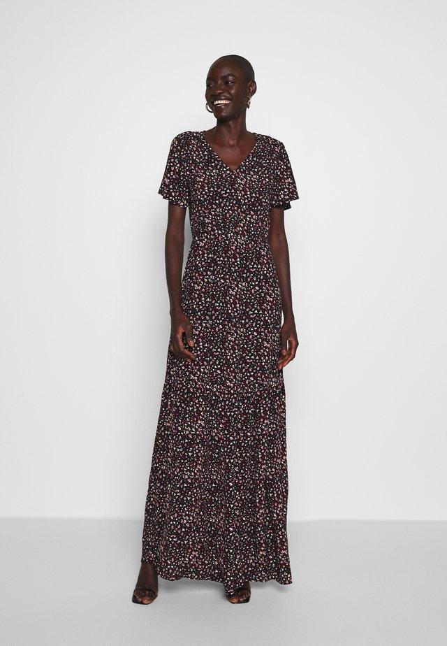 VMDORIANNE ANKLE DRESS - Korte jurk - black/dorianne