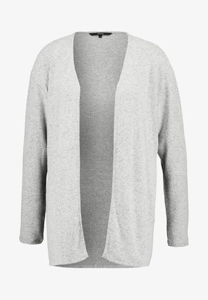 VMBELINDA CARDIGAN - Long sleeved top - medium grey melange