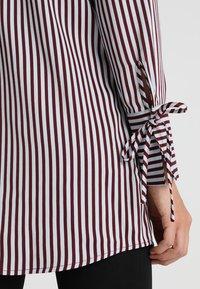Vero Moda Tall - VMDECADENT LONG SHIRT - Blusa - cashmere blue - 5