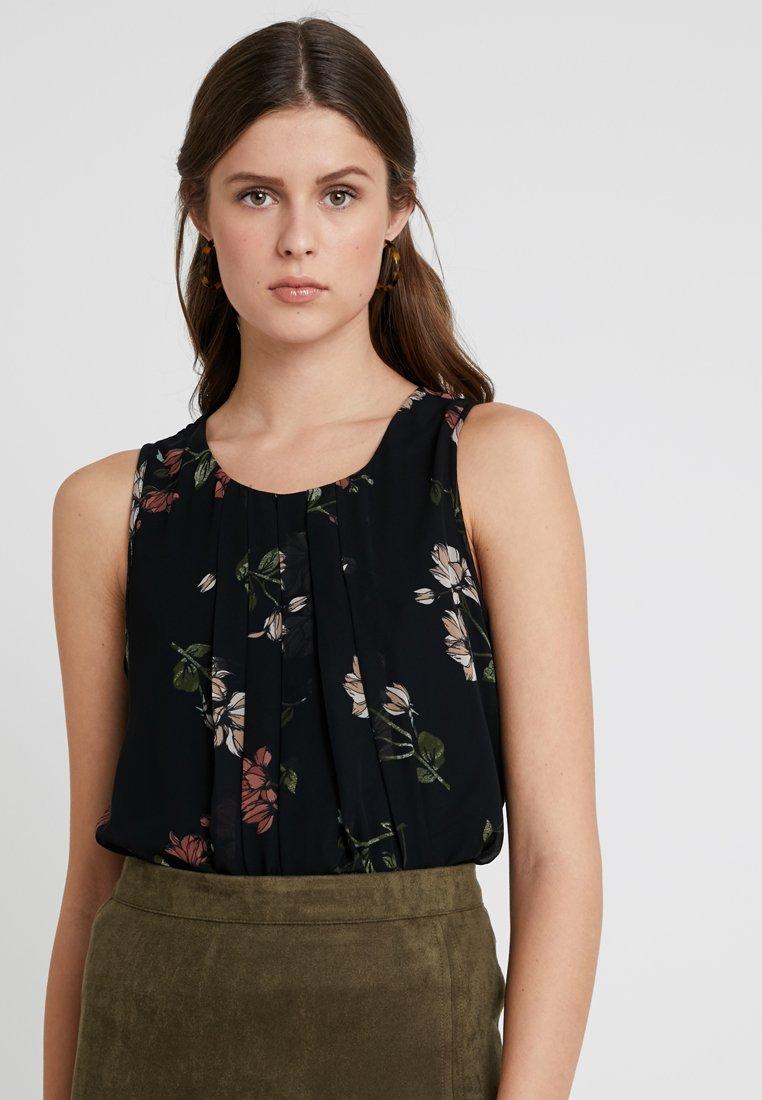 Vero Moda Tall - VMSALLIE RESTA  - Bluse - black