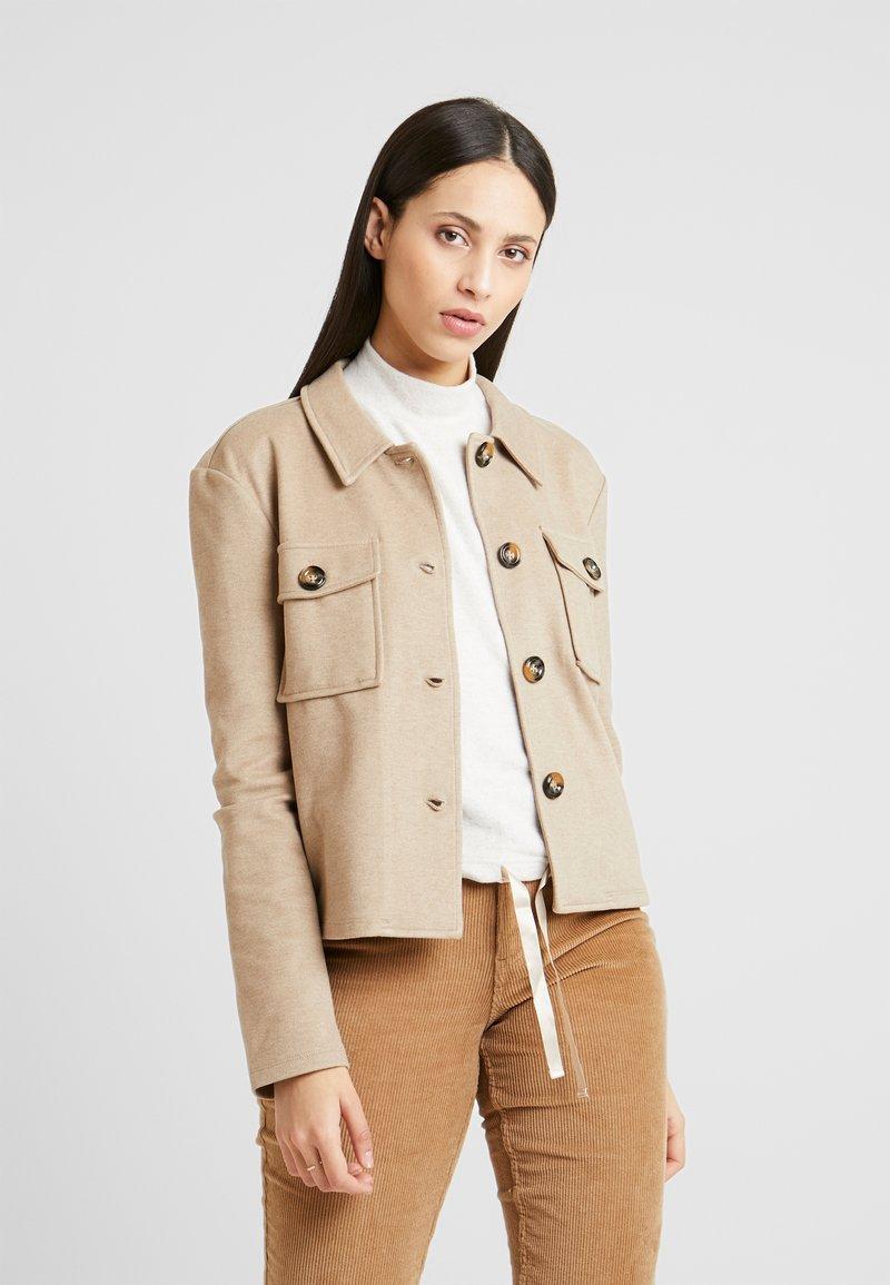 Vero Moda Tall - VMFELICITY - Lett jakke - silver mink