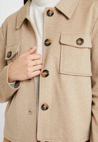 Vero Moda Tall - VMFELICITY - Lett jakke - silver mink - 5