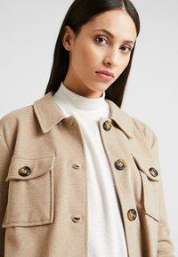Vero Moda Tall - VMFELICITY - Lett jakke - silver mink - 3