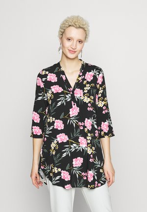 VMSIMPLY EASY - Tunic - black/elva