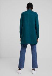 Vero Moda Tall - VMBRUSHED KATRINE  - Krátký kabát - ponderosa pine - 2