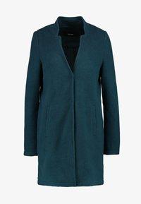 Vero Moda Tall - VMBRUSHED KATRINE  - Krátký kabát - ponderosa pine - 3