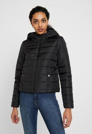 VMSIMONE SHORT JACKET - Light jacket - black