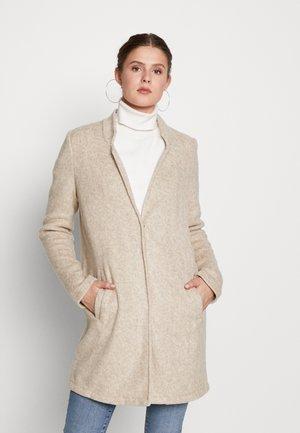VMBRUSHEDKATRINE JACKET - Zimní kabát - silver mink