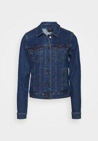 Vero Moda Tall - VMHOT SOYA JACKET - Jeansjakke - medium blue denim - 0