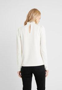 Vero Moda Tall - VMFOREST PLEAT - Sweater - birch - 2