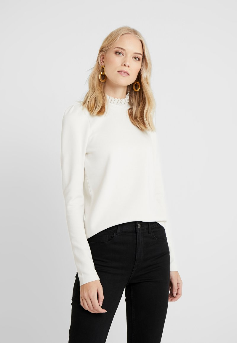 Vero Moda Tall - VMFOREST PLEAT - Sweater - birch
