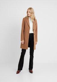Vero Moda Tall - VMFOREST PLEAT - Sweater - birch - 1
