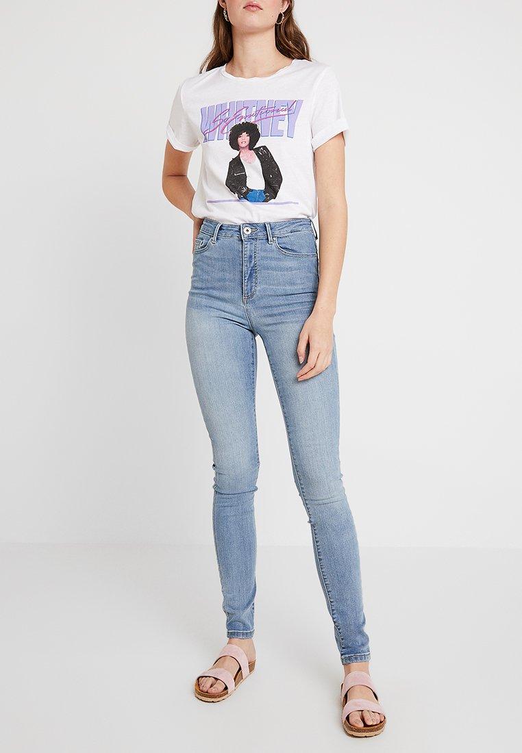 Vero Moda Tall - VMSOPHIA - Jeans Skinny Fit - light blue denim