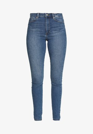 VMSOPHIA SKINNY TALL - Jeans Skinny Fit - light blue denim