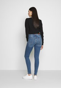 Vero Moda Tall - VMSOPHIA SKINNY TALL - Jeans Skinny - light blue denim - 2