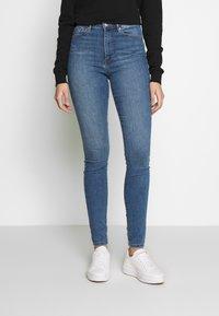 Vero Moda Tall - VMSOPHIA SKINNY TALL - Jeans Skinny - light blue denim - 0