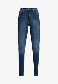 Vero Moda Tall - VMSOPHIA - Skinny-Farkut - medium blue denim - 4