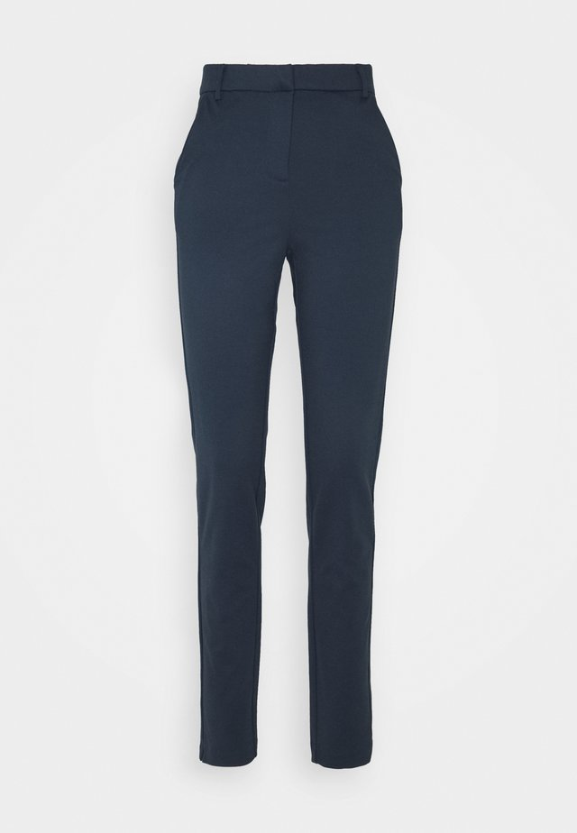 VMLILITH ANKLE PANT - Kalhoty - navy blazer