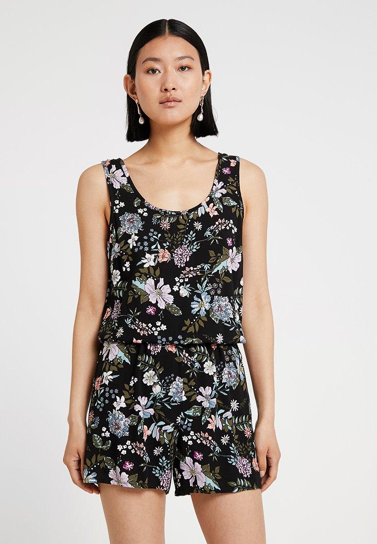 Vero Moda Tall - VMSIMPLY EASY - Jumpsuit - black