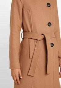 Vero Moda Tall - VMDANIELLA LONG JACKET - Cappotto classico - tobacco brown - 5