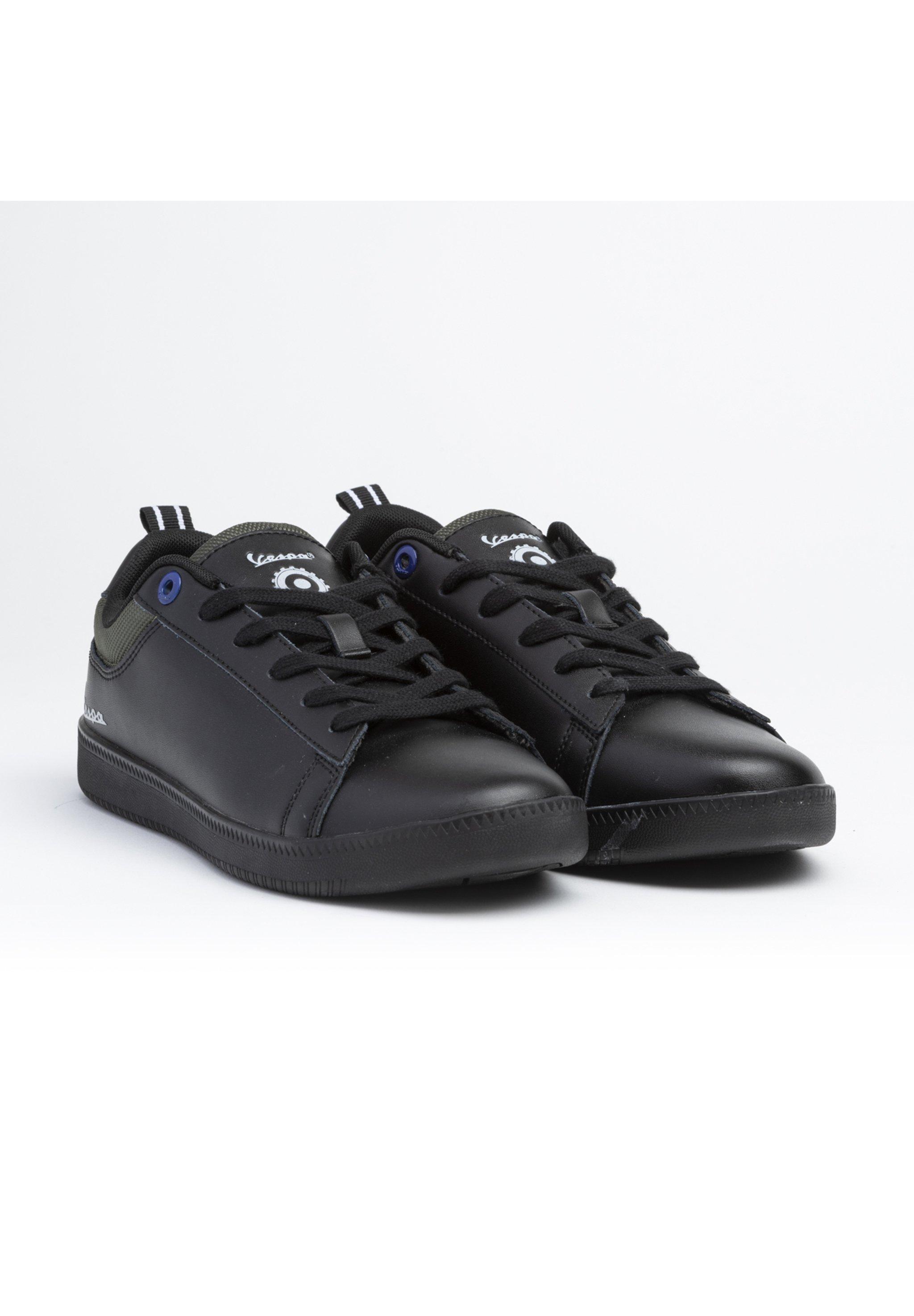 Vespa Festival - Sneakers Basse 99 Nero KnpNU