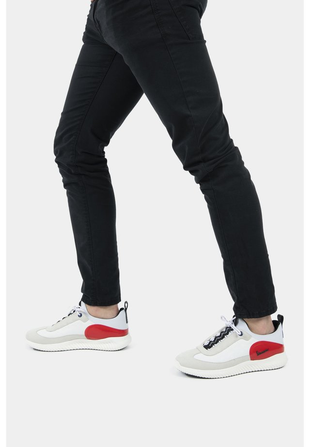 SPARK - Trainers - 1050 - bianco-rosso