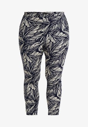 VMSIMPLY EASY PANT - Trousers - night sky