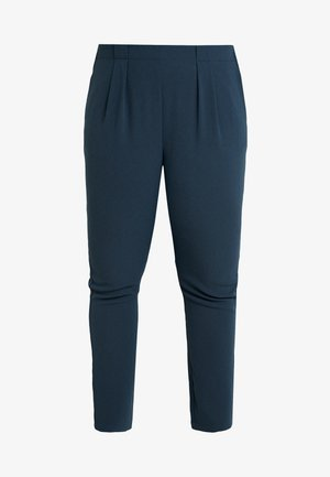 Pantalones - midnight navy