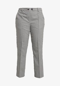 Vero Moda Curve - VMMAISELMA PANT - Pantalones - black - 3